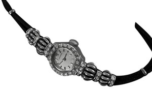 Longines 1952 Longines Vintage Ladies Dress Watch - 14K White Gold & Diamonds