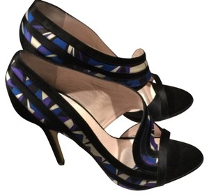 Emilio Pucci Blue and black Formal