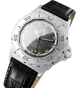 TAG Heuer TAG Heuer 3000 Mens Full Size Quartz Divers Watch, 932.206