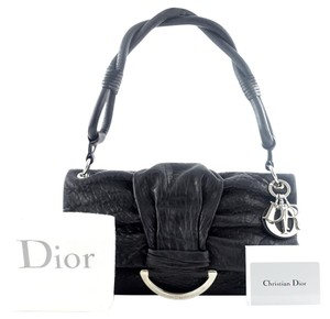 Dior Christian Demi Lune Shoulder Bag