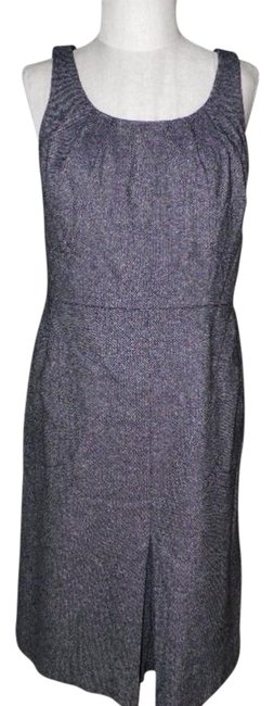 Ann Taylor short dress black/white tweed on Tradesy Image 0