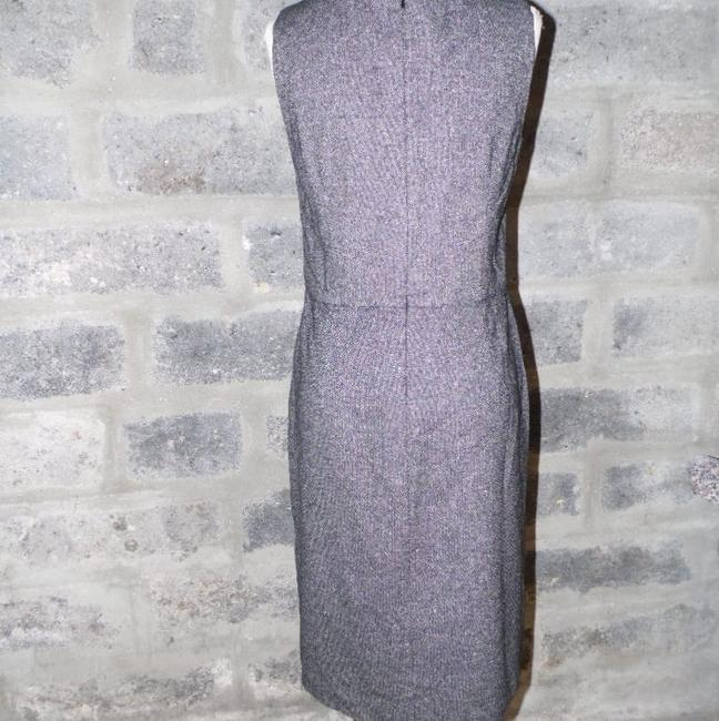 Ann Taylor short dress black/white tweed on Tradesy Image 4
