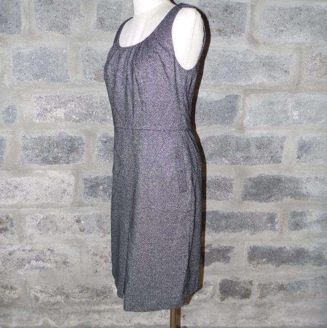 Ann Taylor short dress black/white tweed on Tradesy Image 5