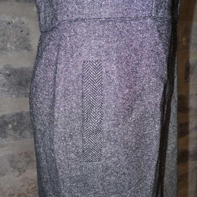 Ann Taylor short dress black/white tweed on Tradesy Image 7