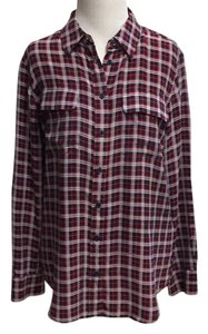 Equipment Top Plaid