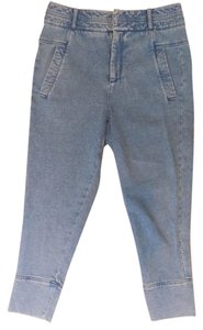 Helmut Lang Sweatpant Relaxed Pants Blue