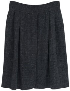 Chanel Skirt Green, Marine Blue
