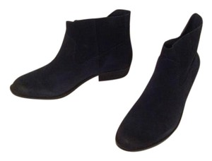 Dolce Vita Ankle Navy Boots