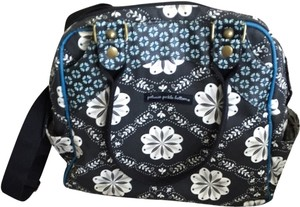 Petunia Pickle Bottom Black Diaper Bag