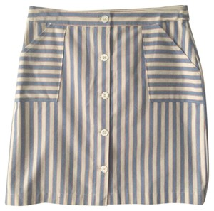 Brooks Brothers Skirt Blue/white/red