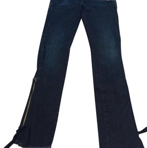RED Valentino Straight Leg Jeans