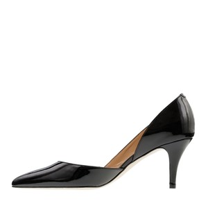 J.Crew Leather Pump Shoe Black Pumps