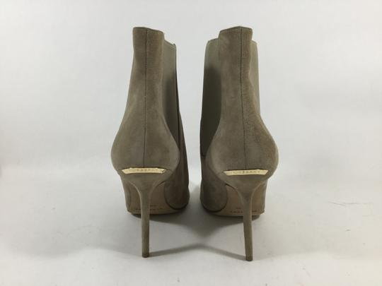 Burberry Taupe Boots