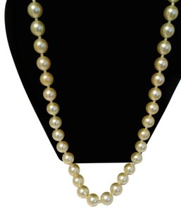 Beautiful 15mm Imitation Pearl Necklace
