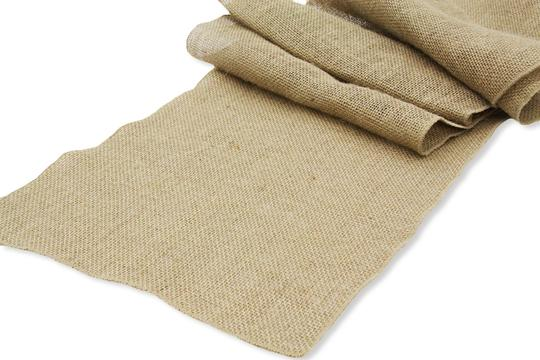 Burlap 10 Extra Wide Table Runners 18