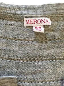 Merona Button Down Shirt Grey