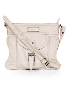 Burberry Lavender Leather Cross Body Bag