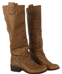 Marc Jacobs Tan Boots