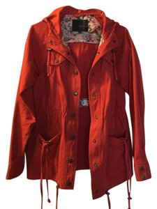 Buffalo David Bitton Anorak Red Jacket