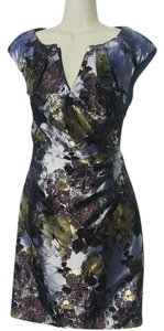 Adrianna Papell Artistic Stunning Limited Edition Dress