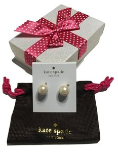 Kate Spade Kate Spade New York Cream Metropolitan Pearl