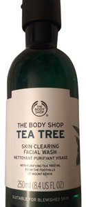 The Body Shop The Body Shop TEA TREE SKIN CLEARING FACIAL WASH Face 250 ml 8.4 oz