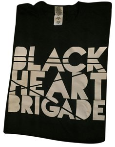 Gildan Joan Jett Hearts T Shirt Black