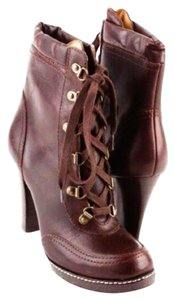 Daniblack Waxy brown calf Boots
