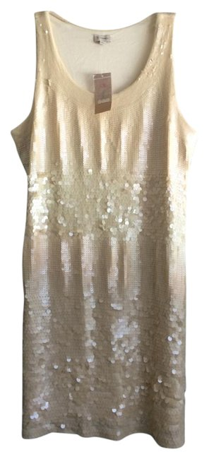 Preload https://img-static.tradesy.com/item/19746669/daniel-cremieux-cream-off-white-fully-beaded-front-sleeveless-knee-length-night-out-dress-size-12-l-0-1-650-650.jpg