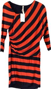 Bailey 44 short dress Dolman Asymetrical Striped on Tradesy