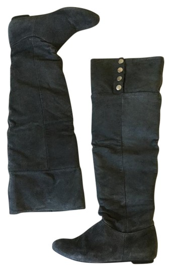 Preload https://img-static.tradesy.com/item/19746970/chinese-laundry-gray-over-the-knee-turbo-bootsbooties-size-us-8-regular-m-b-0-1-540-540.jpg