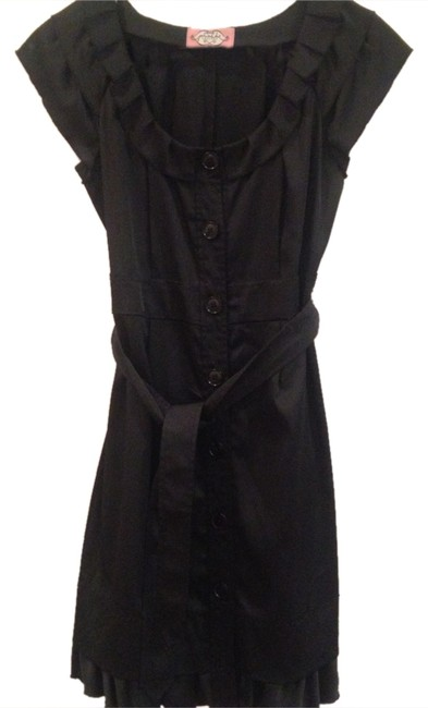 Preload https://item5.tradesy.com/images/phoebe-couture-black-cocktail-knee-length-workoffice-dress-size-8-m-1974704-0-0.jpg?width=400&height=650