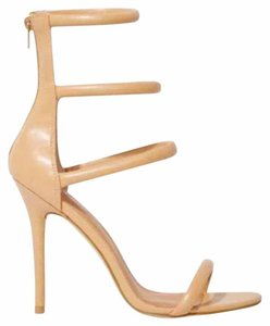 Nasty Gal Nude Pumps