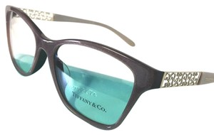 Tiffany & Co. Tiffany & Co. Eyeglasses Metalic Brown New Authentic