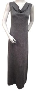Gray Maxi Dress by Tommy Bahama Adelaide Cowl