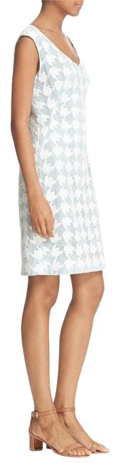 Preload https://img-static.tradesy.com/item/19747516/tory-burch-teal-brooklynn-above-knee-short-casual-dress-size-12-l-0-1-650-650.jpg
