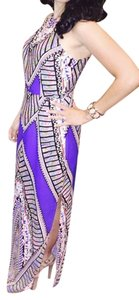 multi-color Maxi Dress by Gianni Bini