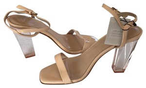 Zara Blush Platforms