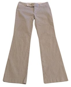 Gap Trouser Pants Grey/white
