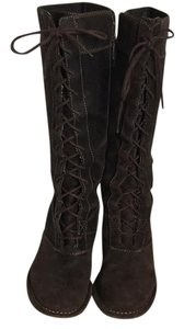 Frye Lace up Boots Boots
