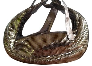Chloé Evening Chainmail Baguette