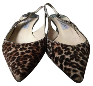 Jimmy Choo Leopard print Pumps