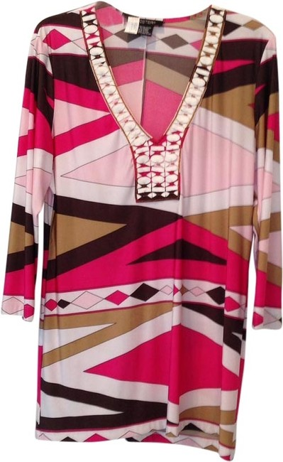 Preload https://item3.tradesy.com/images/etcetera-pink-multi-tunic-size-12-l-1974837-0-0.jpg?width=400&height=650