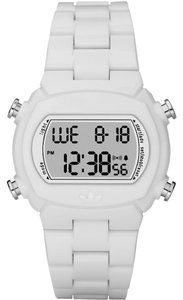 adidas ADH6500 Unisex Candy Watch White Digital/Comes With Generic Box