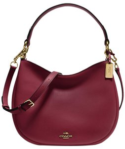 Coach 54446 Nomad Glovetanned Leather Shoulder Bag