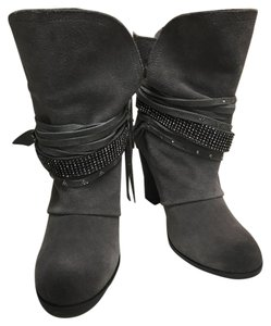 Naughty Monkey Gray Boots