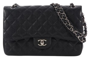 Chanel Quilted Cc Jumbo Ch.k0822.04 Shoulder Bag
