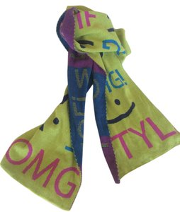 Tarnish 'OMG' Scarf by Tarnish