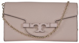 Tory Burch Handbag Purse Pink Clutch