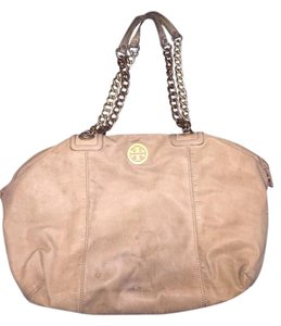 Tory Burch Simple Soft Gold Chain Shoulder Bag